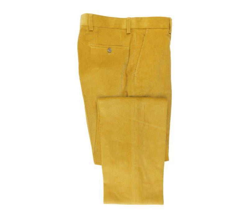 Needlecord Trousers - Corn
