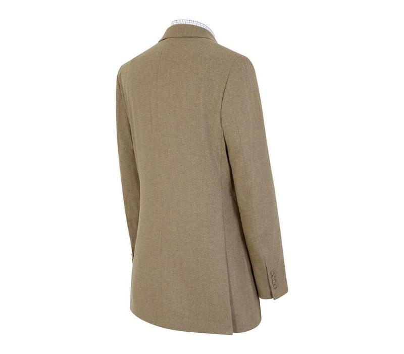 Cranley Jacket - Fawn Herringbone