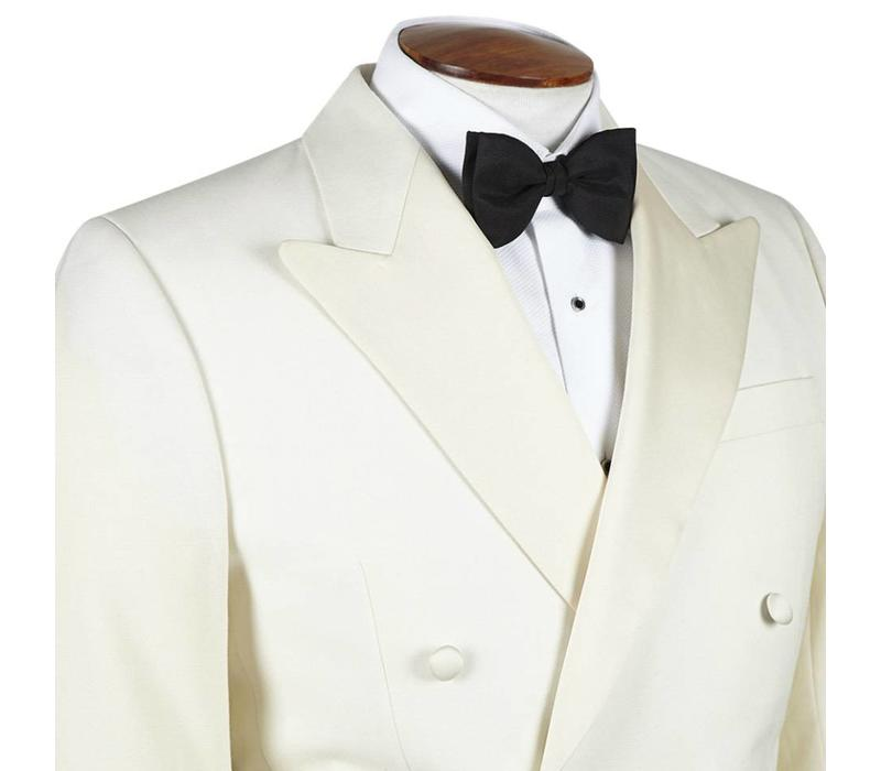 Beaufort Dinner Jacket - White