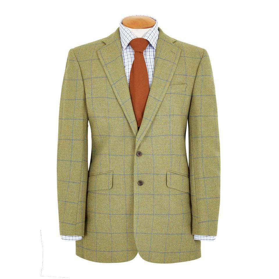 Eaton Jacket - Ettrick Tweed