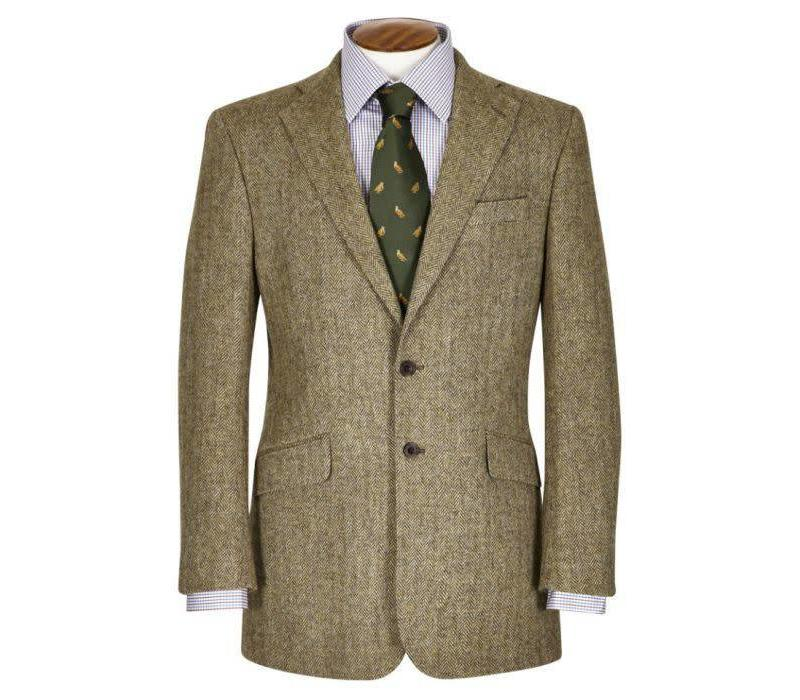 Eaton Jacket - Deveron Tweed - 2018