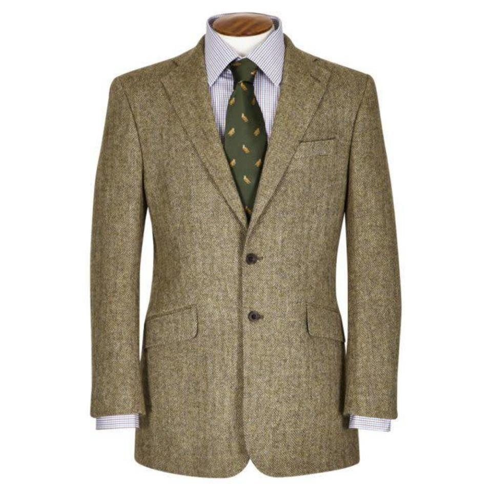 Deveron Tweed Jacket