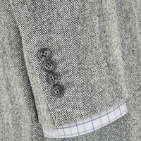 Chesterfield Overcoat - Grey