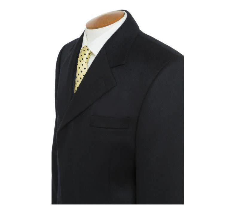 Double Breasted Overcoat - Pure Cashmere
