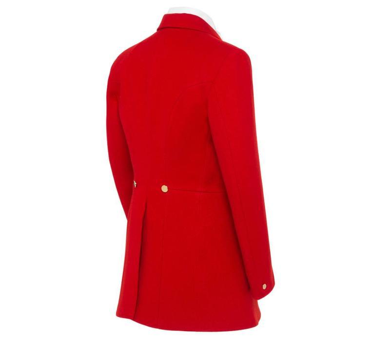 Mens Hunt Coat - Red