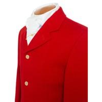 Mens Hunt Coat - Scarlet