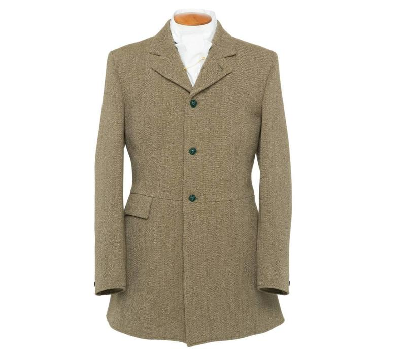 Mens Hunt Coat - Keepers Tweed