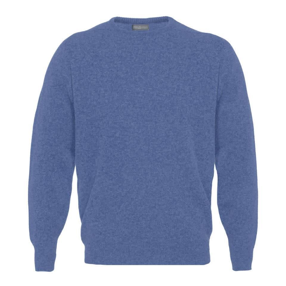 Lambswool Crew Neck Jumper - Clyde