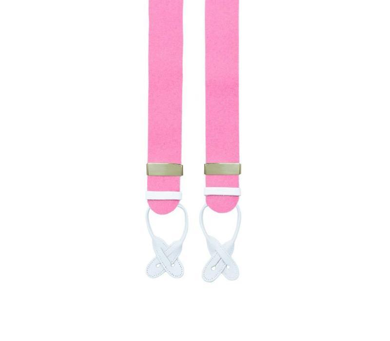 Felt Braces - Pink
