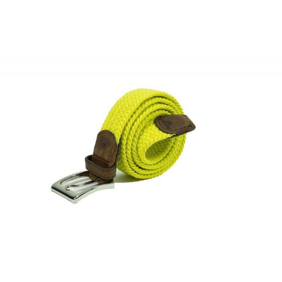 Tyler and Tyler Belt - Yellow