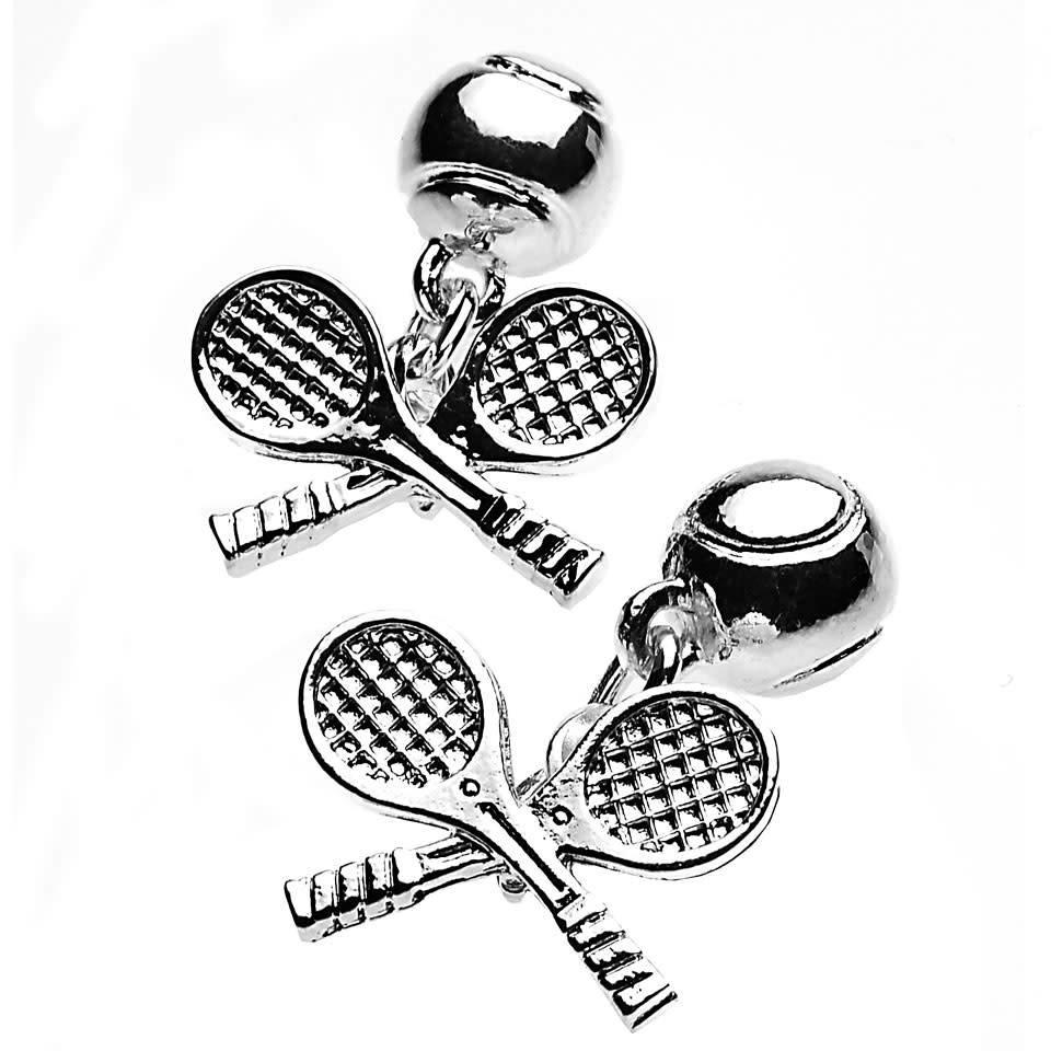 Sporting Cufflinks, Tennis
