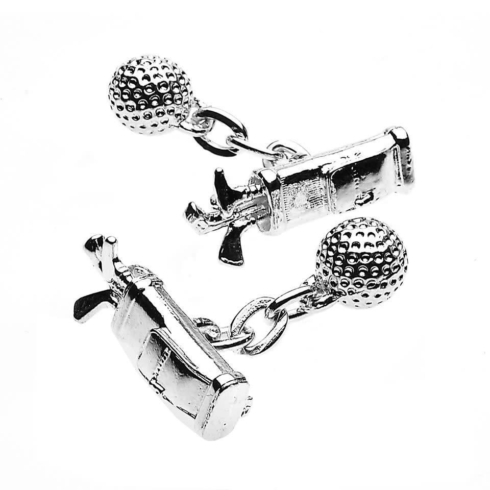 Sporting Cufflinks, Golf