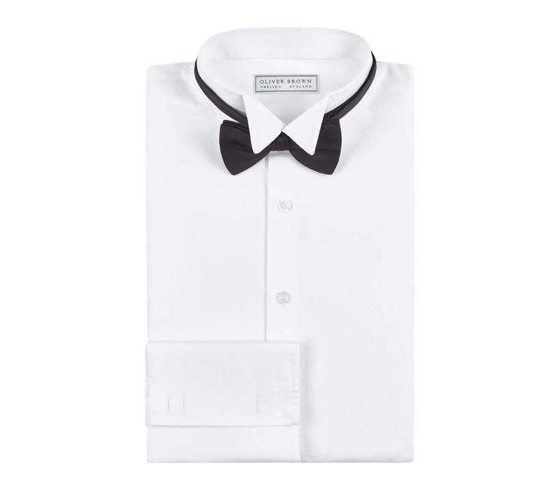 Marcella Dress Shirt, Wing Collar