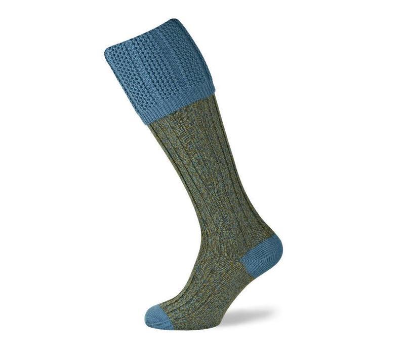 Dovedale Shooting Socks - Tweed
