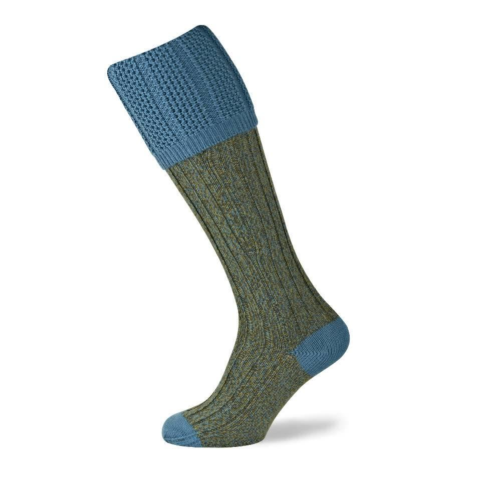 Dovedale Shooting Socks - Tweed