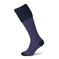 Dovedale Shooting Socks - Thistle