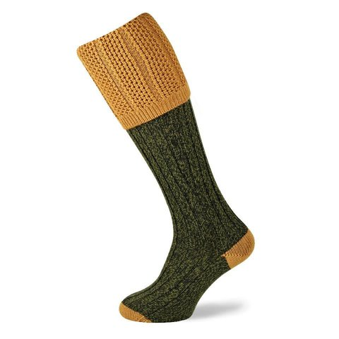 Dovedale Shooting Socks - Highland