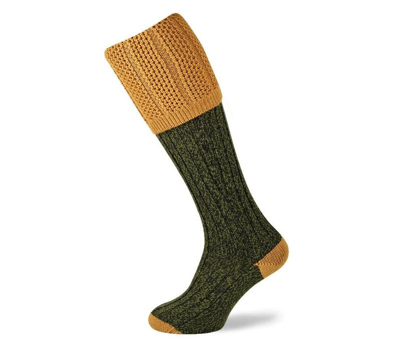 Dovedale Shooting Socks - Highland