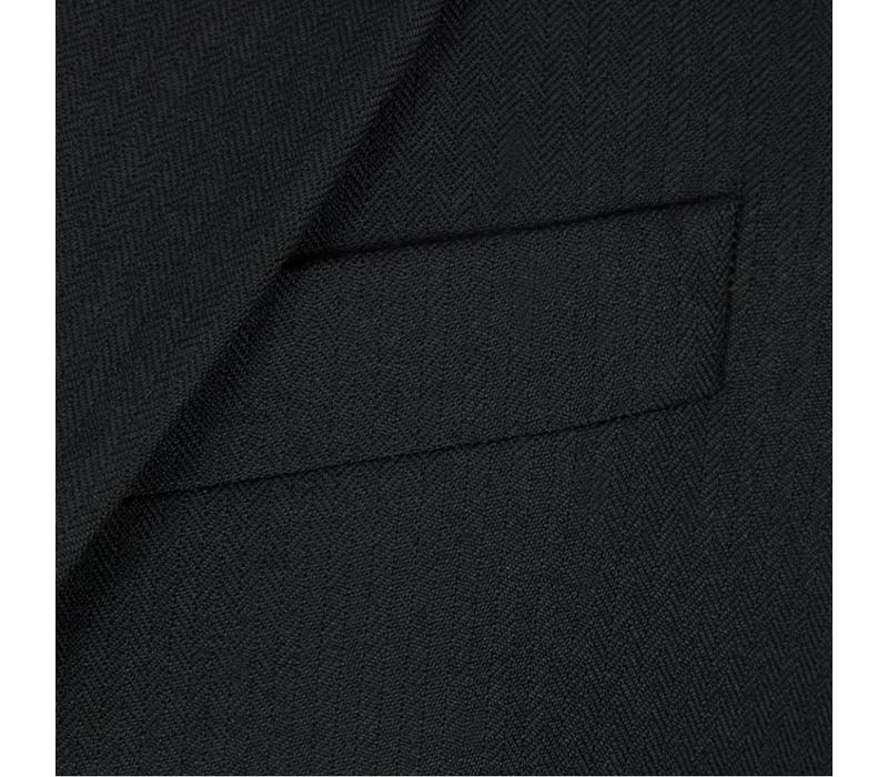 Ex-Rental Herringbone Morning Suit
