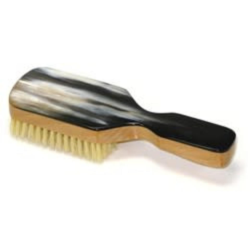 Club Handle Hair Brush