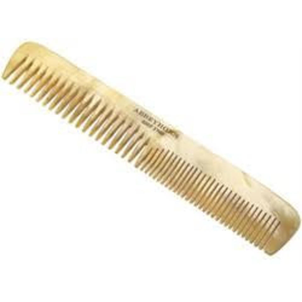 Square End Comb
