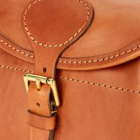 Best Leather Cartridge Bag - Tan