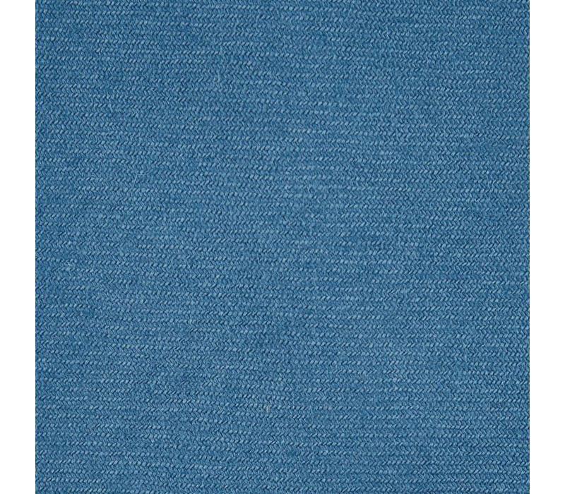 Wool Shooting Tie, Plain - Blue
