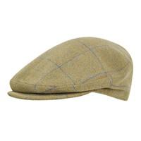 Helmsley Ettrick Tweed Cap