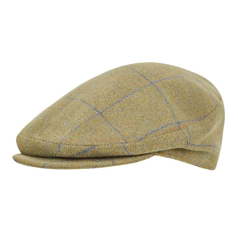 Helmsley Ettrick Tweed Cap - Oliver Brown f500351e06b