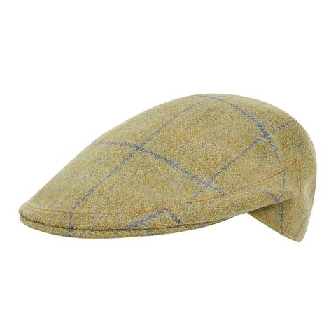 Garforth Ettrick Tweed Cap