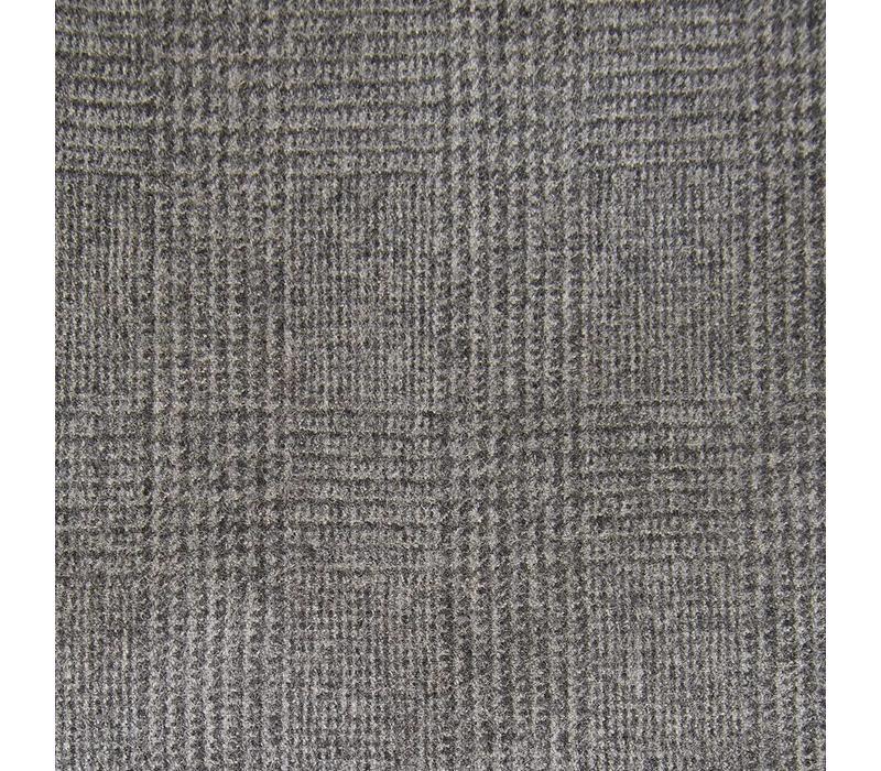 Garforth Tweed Cap, Grey Glencheck