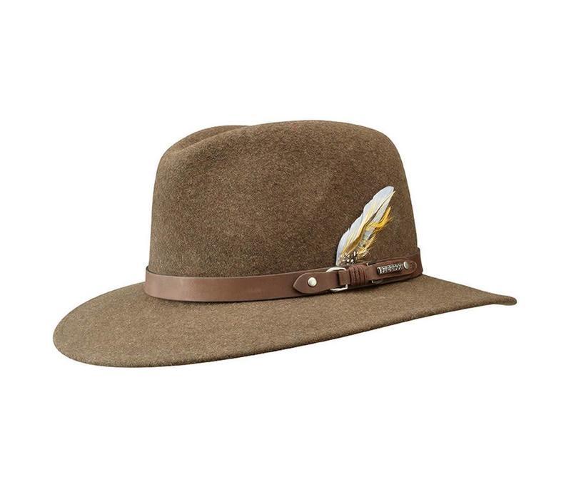 Stetson Mercer Felt Hat