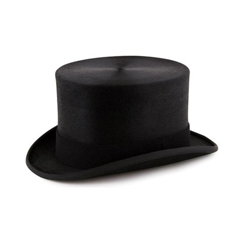 Fur Felt Top Hat Hire