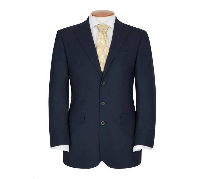 Edgerton Suit - Plain Navy