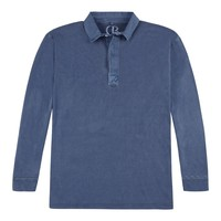 Rugby Shirts, Long Sleeved - Navy