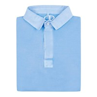 Rugby Shirts, Short Sleeved - Powder Blue