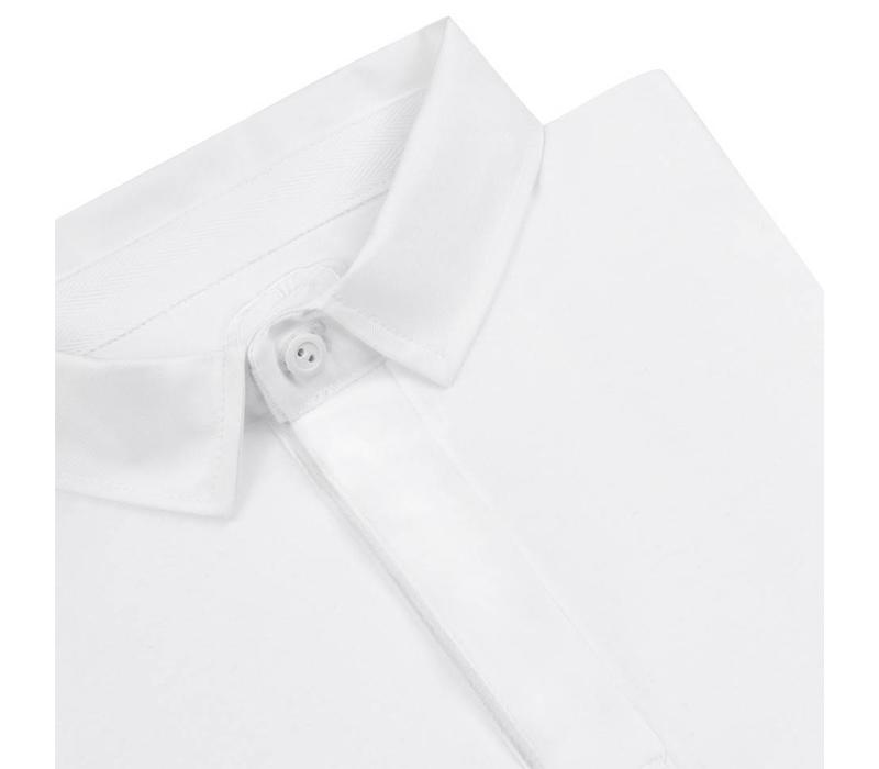 Rugby Shirts, Short Sleeved - White