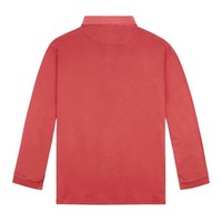 Rugby Shirts, Long Sleeved - Red