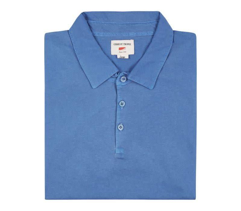Polo Shirt, Pique - Navy