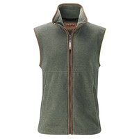Schoffel Oakham Fleece Gilet - Lincoln Green