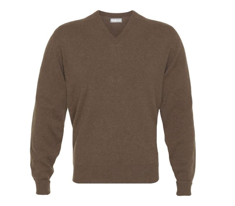 9218fa83f47 Cashmere V-Neck Jumpers - Wildebeast