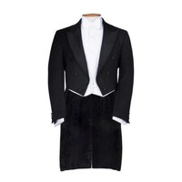 White Tie (Evening Tails) Tailcoat Hire