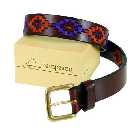 Pampeano Argentine Polo Belt, Orquidea