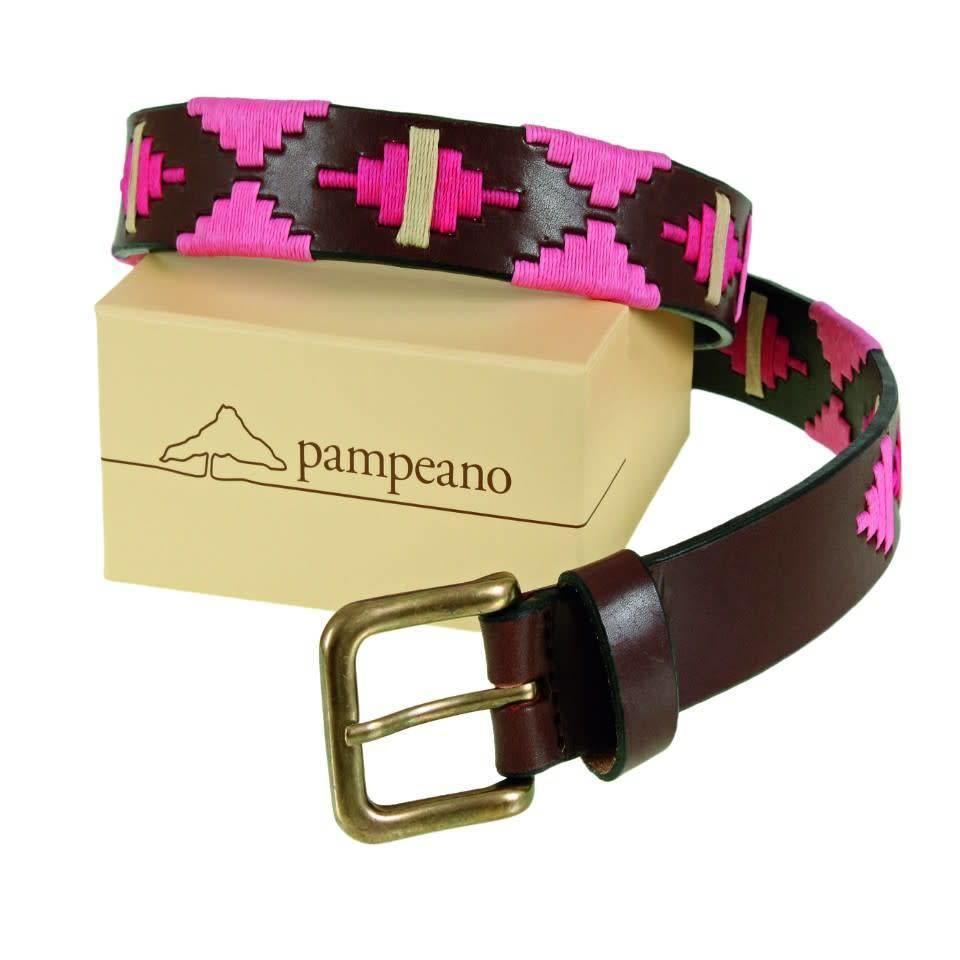 Pampeano Argentine Polo Belt, Aurora