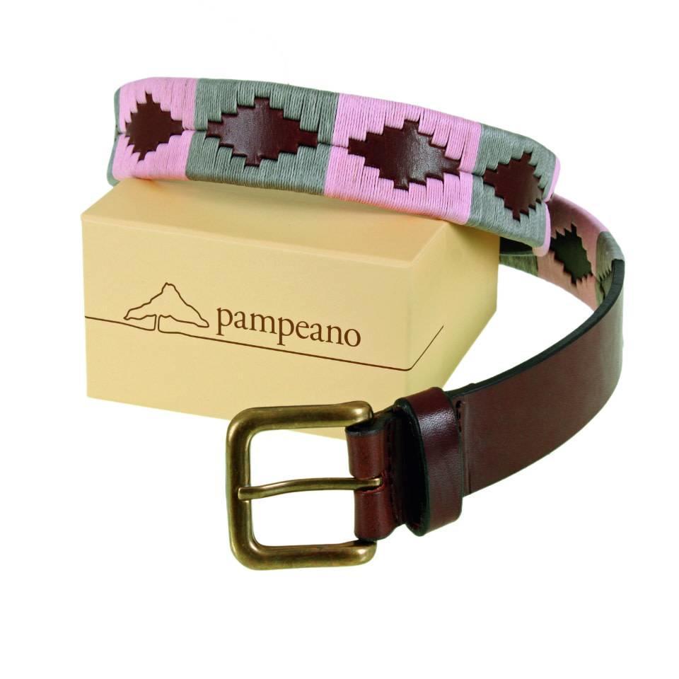 Pampeano Argentine Polo Belt, Mariposa
