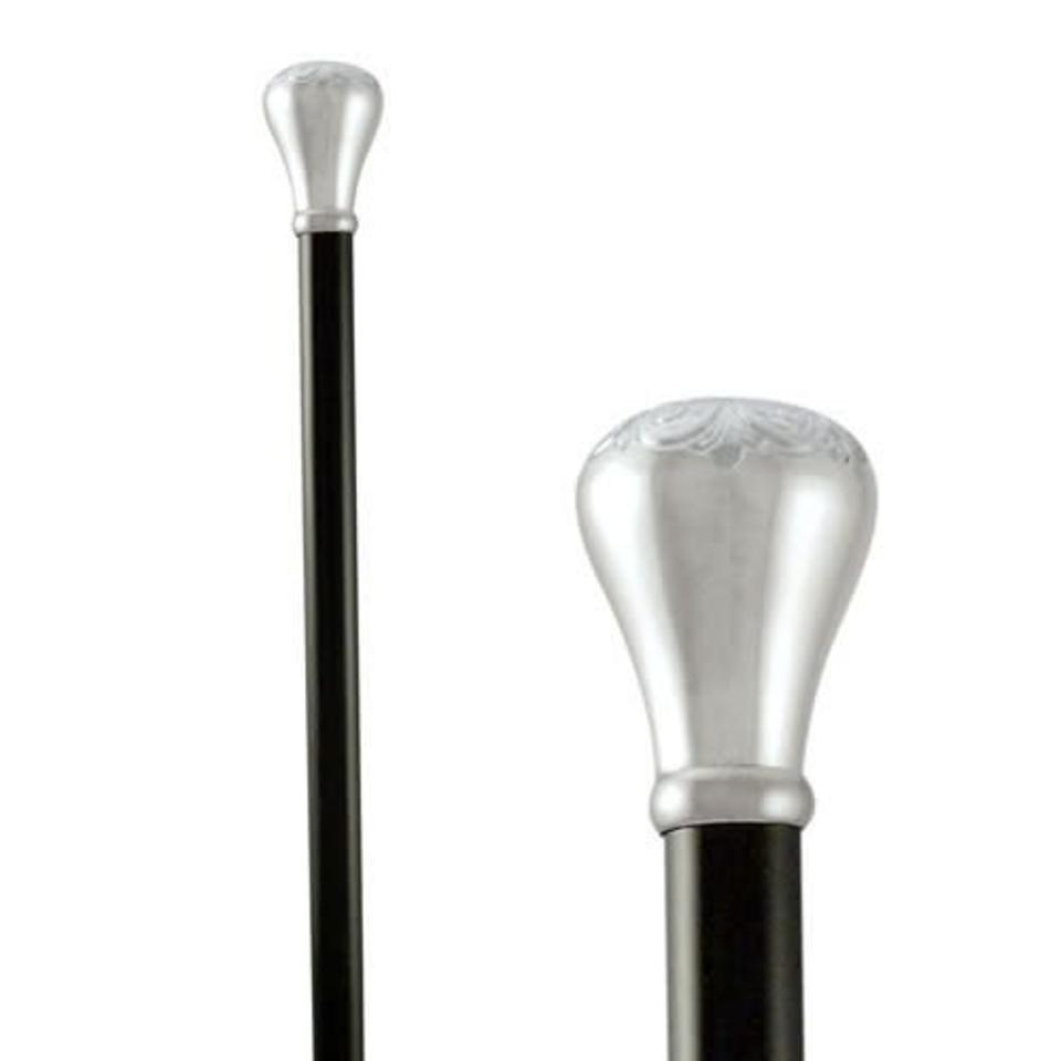 Chrome Plated Knob Cane