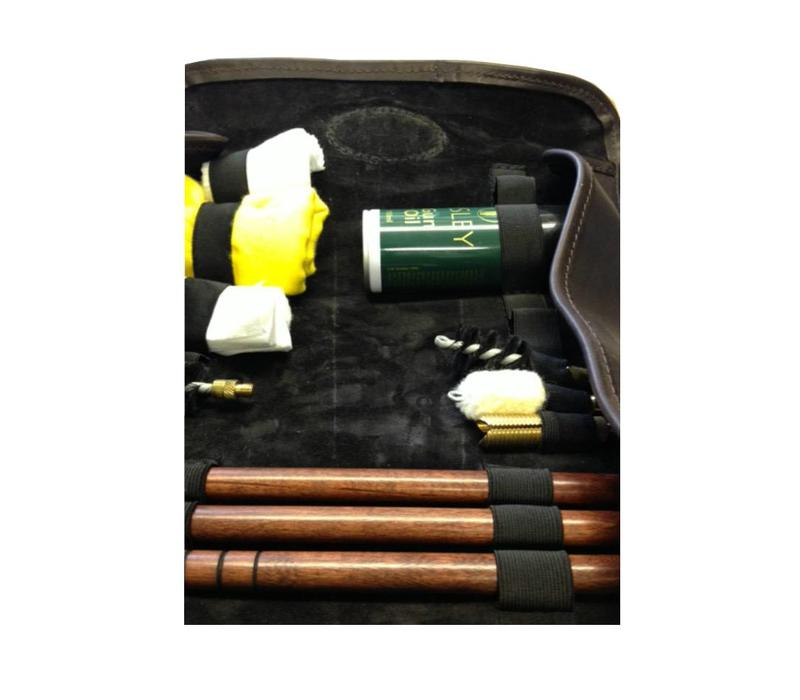 Best Leather Gun Cleaning Kit