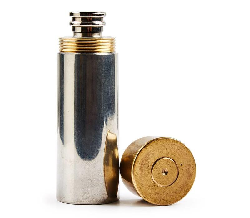 Cartridge Flasks, 6oz