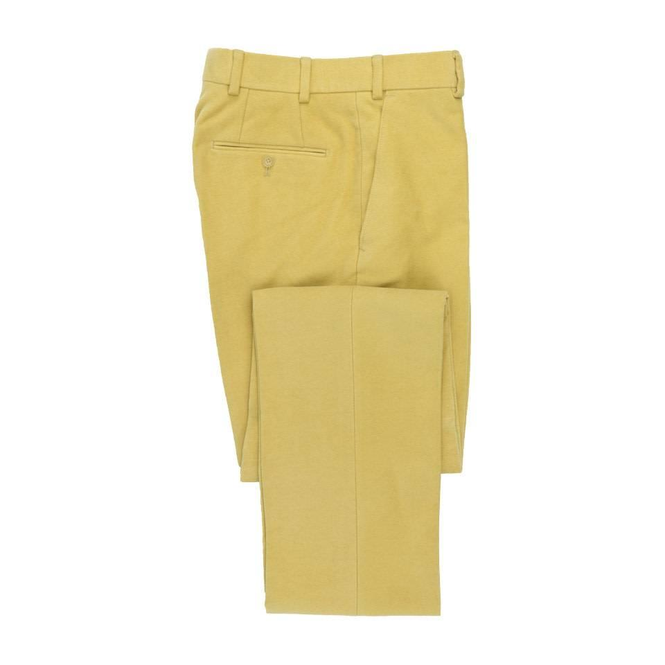 Moleskin Trousers - Corn