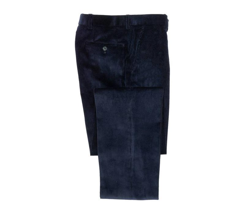 Heavyweight Corduroy Trousers - Navy